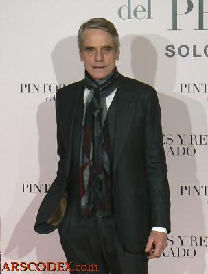 Jeremy Irons strolls through the Prado Museum in a documentary about the works of this art gallery