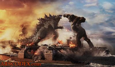 The film Godzilla vs. Kong, visually very impressive but with a bland plot, triumphs at the box office worldwide, returning the magic of cinema after the covid to theaters