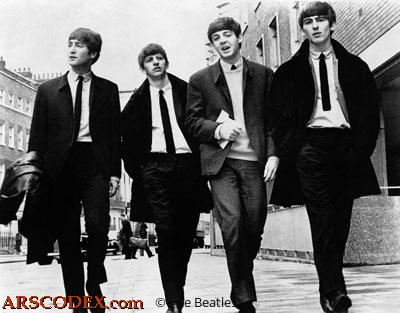 The Beatles promotional picture