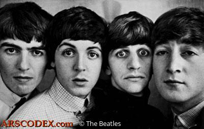 The Beatles promotional image