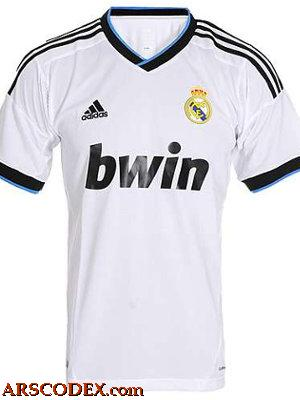 Real Madrid 2013 Official T-shirt