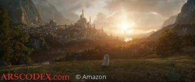 The Lord of the Rings new series still